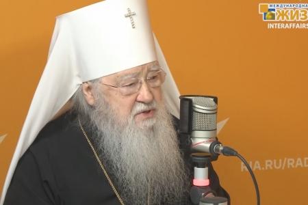 Ювеналий – Митрополит Крутицкий и Коломенский, часть 1
