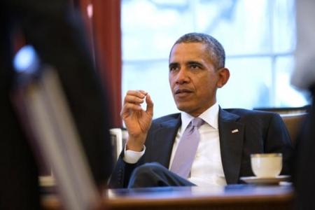 Лебединая песня «хромой утки» Обамы