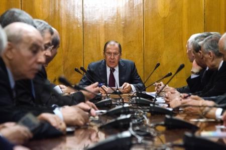 Вступительное слово Министра иностранных дел России С.В.Лаврова на встрече с представителями палестинских движений и партий, Москва, 16 января 2017 года