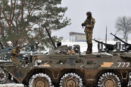 Украина: конфликт между армией и национальным батальоном