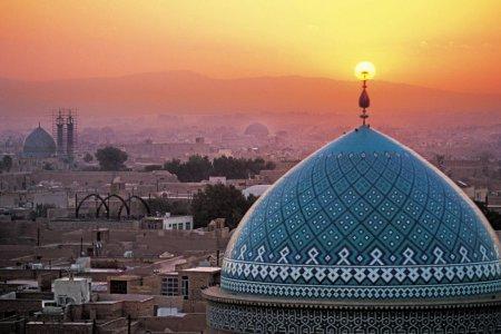 Исламская революция в Иране и современная внешняя политика стран Востока