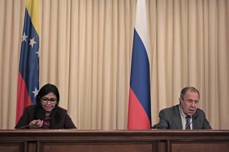 Делси Родригес: Россия и Венесуэла идут рука об руку в построении многополярного мира