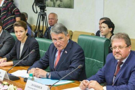 Комитет СФ общественной поддержки Юго-Востока Украины подключил к своей работе деятелей культуры