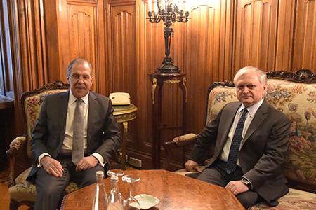 Российско-армянский диалог нацелен на развитие союзнических отношений