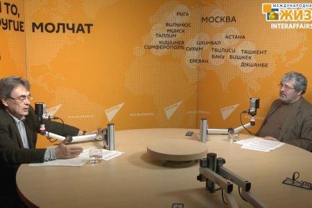 Лесков Сергей Леонидович, обозреватель Общественного Телевидения России, журналист, писатель, часть 2