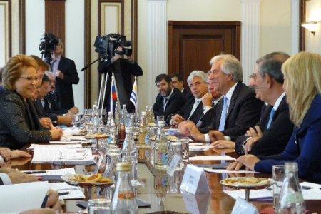 «Уругвай наш давний, важный  и надежный партнер в Латинской Америке»