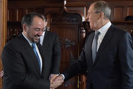 Россия поддерживает линию Кабула на развитие сотрудничества с ШОС