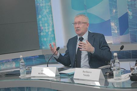Олег Морозов: Мировой порядок последние 10 лет – это игра без правил