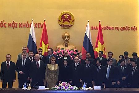Россия – Вьетнам: больше чем партнеры