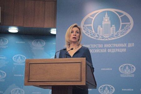 Мария Захарова: МИД России будет разоблачать заведомо ложные новости и заявления зарубежных политиков