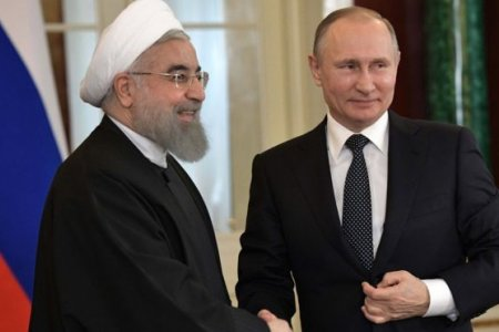 Визит президента Ирана Хасана Роухани в Москву