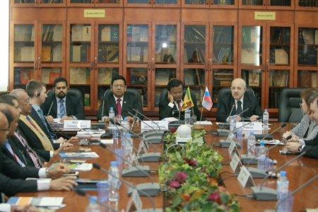 Россия-Шри-Ланка: новый импульс двустороннего взаимодействия