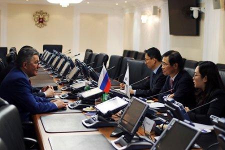 Пак Ро Бек: Россия для Кореи – ключевой партнер