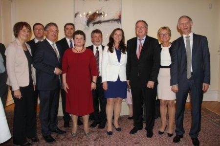 Члены российской делегации выступили по ключевым вопросам 32-й сессии Конгресса местных и региональных властей Совета Европы