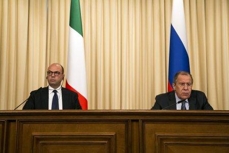 Сергей Лавров: Италия занимает особое место в системе внешнеполитических связей России