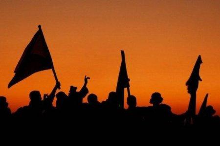 «Арабская весна». Закат