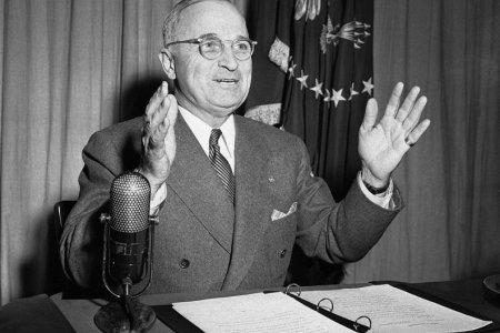 «Доктрина Трумэна»: 70 лет спустя