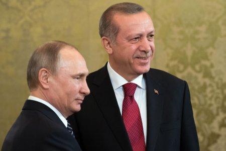 Турция и Россия – партия продолжается: тренд потепления и Крым, как точка холода