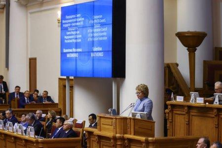 Законодатели стран СНГ высказались за дальнейшее развитие межпарламентского диалога
