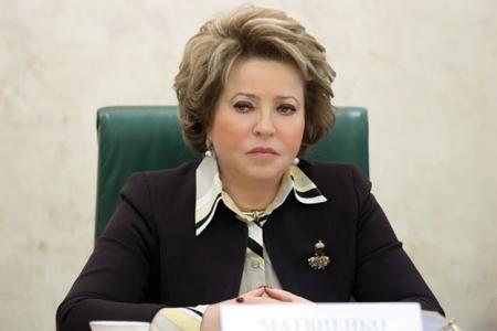 Председатель СФ провела ряд двусторонних встреч с руководителями парламентов стран СНГ