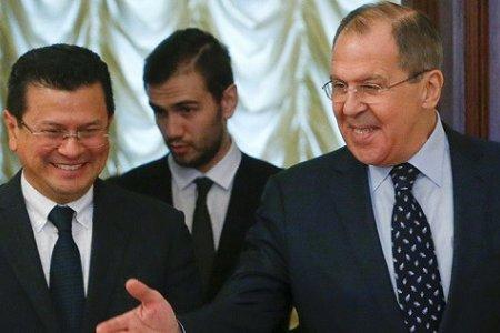 Россия и Сальвадор – за активизацию политического диалога