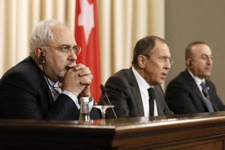 Альянс России, Турции и Ирана в обеспечении стабильности в Сирии