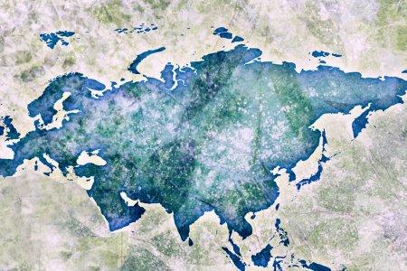 Стабильность на планете будет определять Евразия