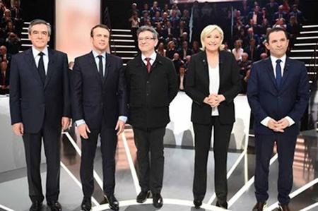 Выборы во Франции и фактор России