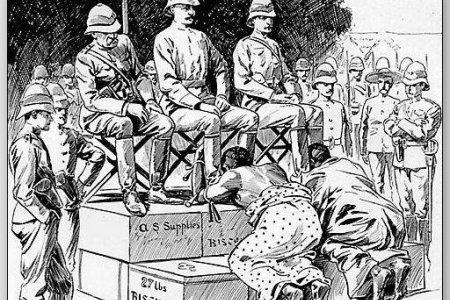 Империализм: от прошлого к настоящему