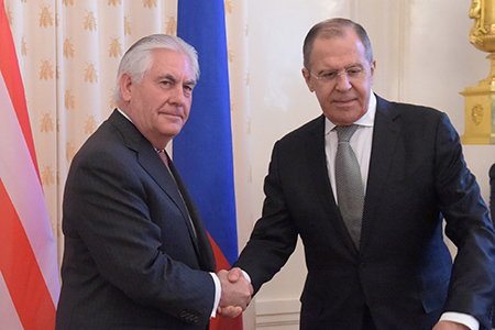 Визит Рекса Тиллерсона в Москву дал импульс диалогу России и США