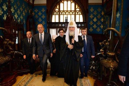Духовное измерение российской дипломатии
