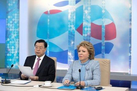 60 лет Обществу российско-китайской дружбы отметили в Совете Федерации