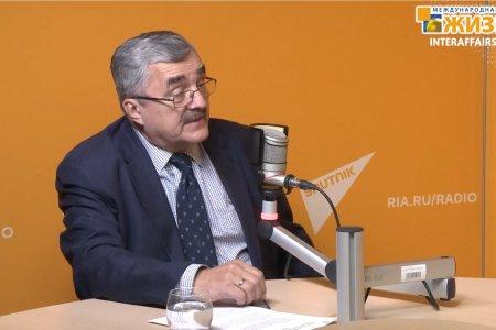 Владимир Жарихин, Заместитель руководителя Института Стран СНГ