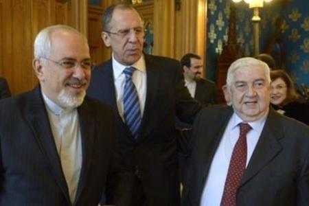 Россия, Иран и Сирия о противодействии нарушению международного права