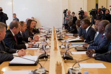 Россия и Сенегал договорились укреплять координацию действий в ООН