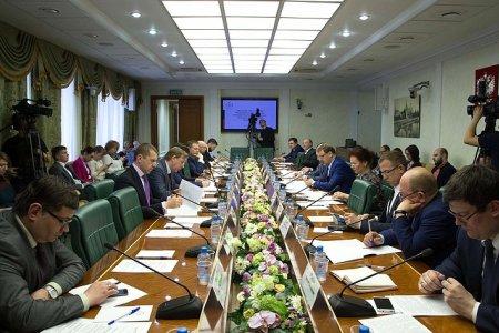 В Совете Федерации прошел «круглый стол», посвященный вопросам формирования системы государственной поддержки экспорта в России