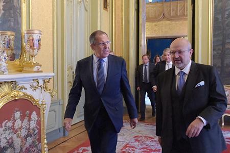 Россия и ОБСЕ: взаимодействие на антитеррористическом направлении