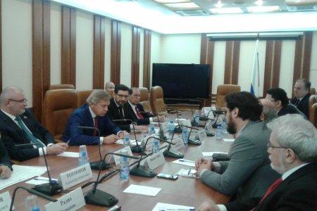 Совет Федерации зондирует возможности информационного поля