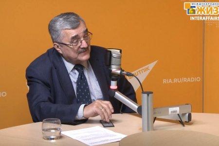 Владимир Жарихин, Заместитель руководителя Института Стран СНГ, часть 2