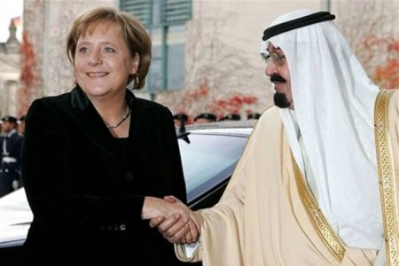 Иран и визит Ангелы Меркель в Саудовскую Аравию и ОАЭ