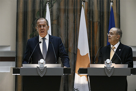 Foreign Minister Sergey Lavrov's remarks and answers to media questions at a news conference following talks with Foreign Minister of the Republic of Cyprus Ioannis Kasoulides, Nicosia, May 18, 2017