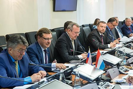 Россия и Люксембург - в парламентском диалоге