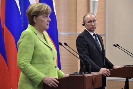 Ангела Меркель и Минские договоренности (к переговорам Владимира Путина и Ангелы Меркель в Сочи)