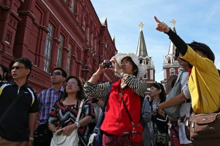 Китайские туристы поддержат российскую экономику