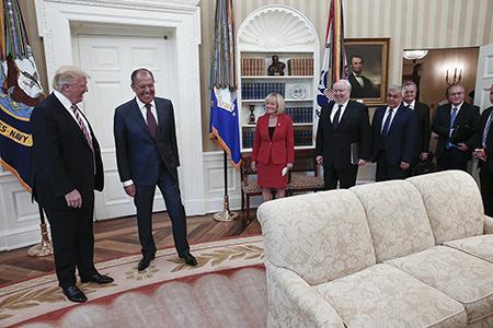 Россия–США: сирийский импульс