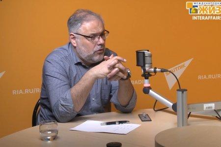 Михаил Хазин, президент «Фонда экономических исследований», (часть 2-я)