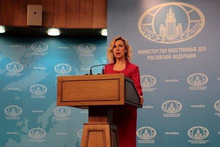 Мария Захарова усомнилась в объективности доклада об инциденте в Хан-Шейхуне