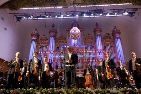 Пасхальная музыка XVI Московского фестиваля Валерия Гергиева