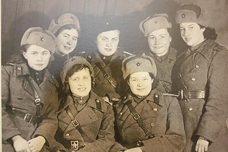 Военные переводчики на службе Отечеству