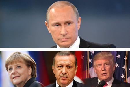 Россия-США-Турция-Германия: геополитическая игра в четыре руки